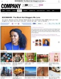 Company Magazine puts my blog in top 5...