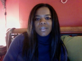 My 1st home made lace front wig